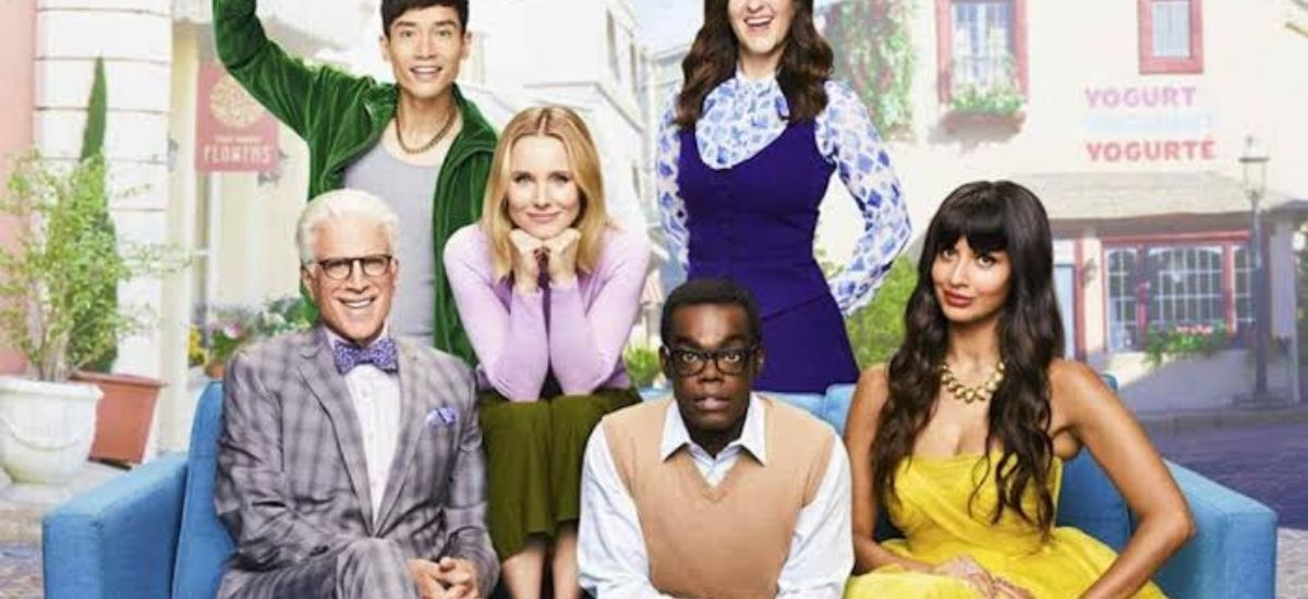 the good place makes its exciting last pitch, for every one of mankind's marbles