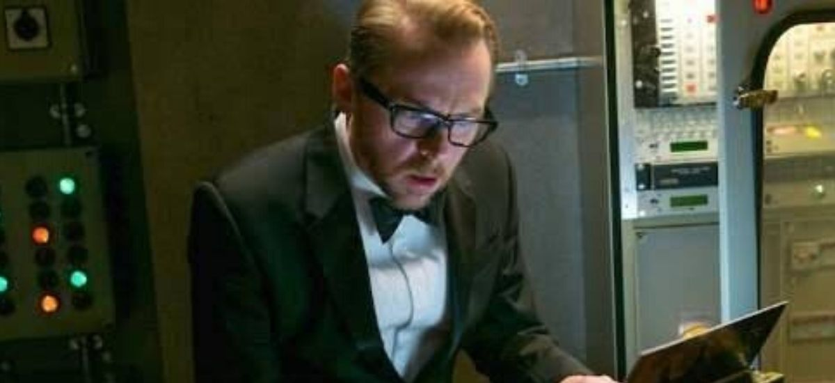 Simon pegg accepts the role in Mission impossible 7