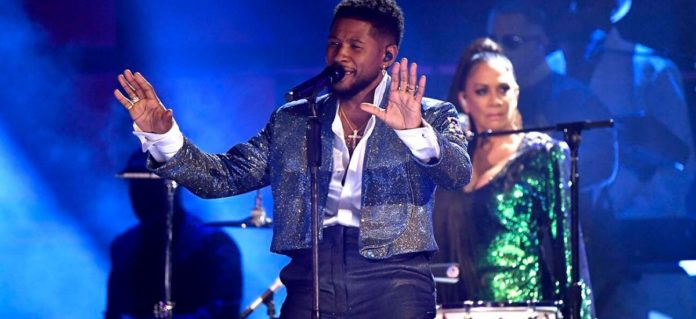 Usher, Sheila E. and FKA Twigs teamed up for a special tribute performance for Prince At Grammys 2020