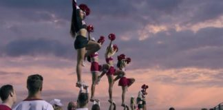 Netflix popular doc series balancing highs and lows of collegiate cheerleading