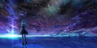 A trippy new addition to the anime cosmos
