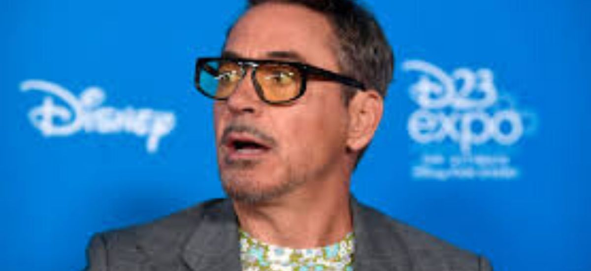 The company Robert Downey Jr. and his wife signed a one year contract with HBO, Check-out the details