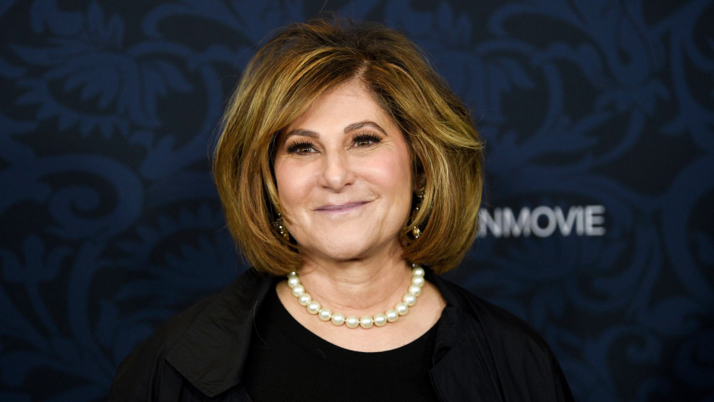 "Topic: Producer of ""Little Women"", Amy Pascal on Landmark PGA Nomination for the guild's top prize"