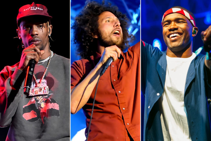 Frank Ocean, Travis Scott and Rage Against the Machine to Headline 2020 Coachella - Here's every Detail