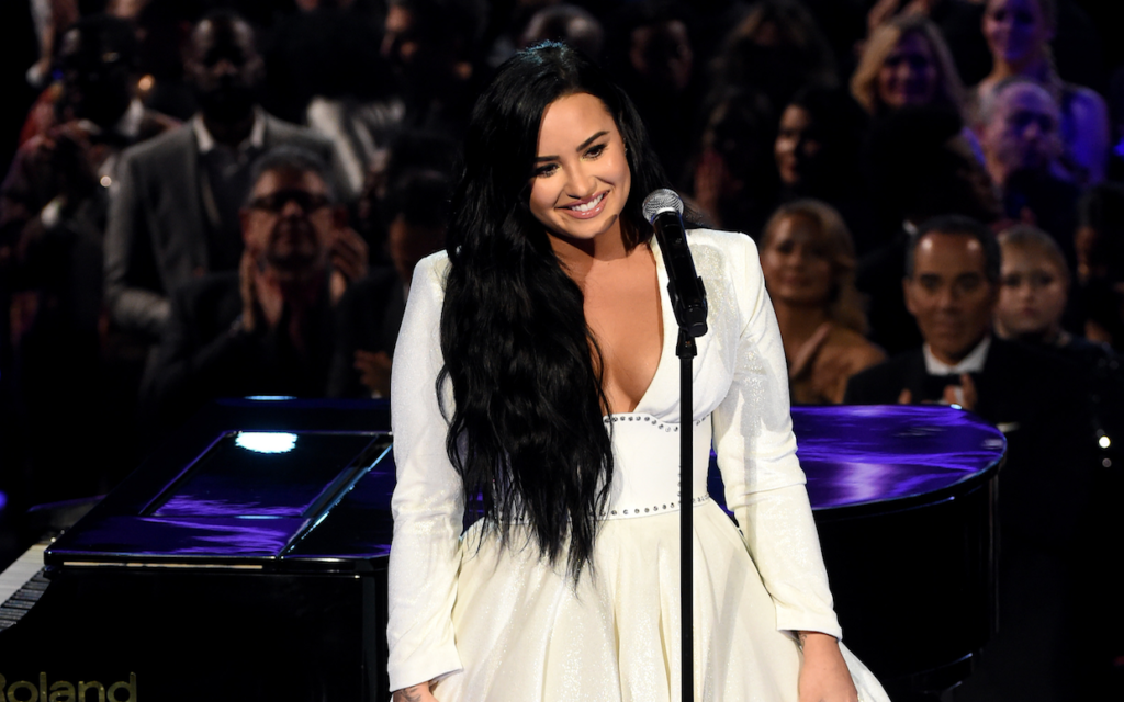 Grammys 2020: Demi Lovato hit the stage for the first time in over a year