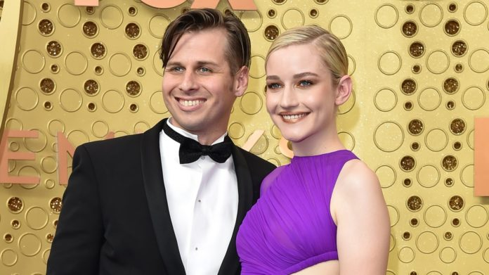 Julia Garner hitched to Foster the People's Mark Foster