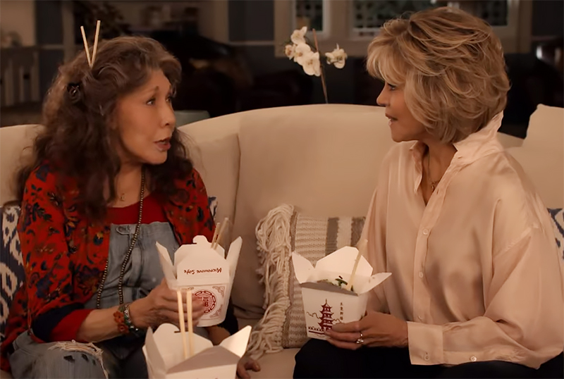 Grace and Frankie Launch Trailer for Season 6: Learn More