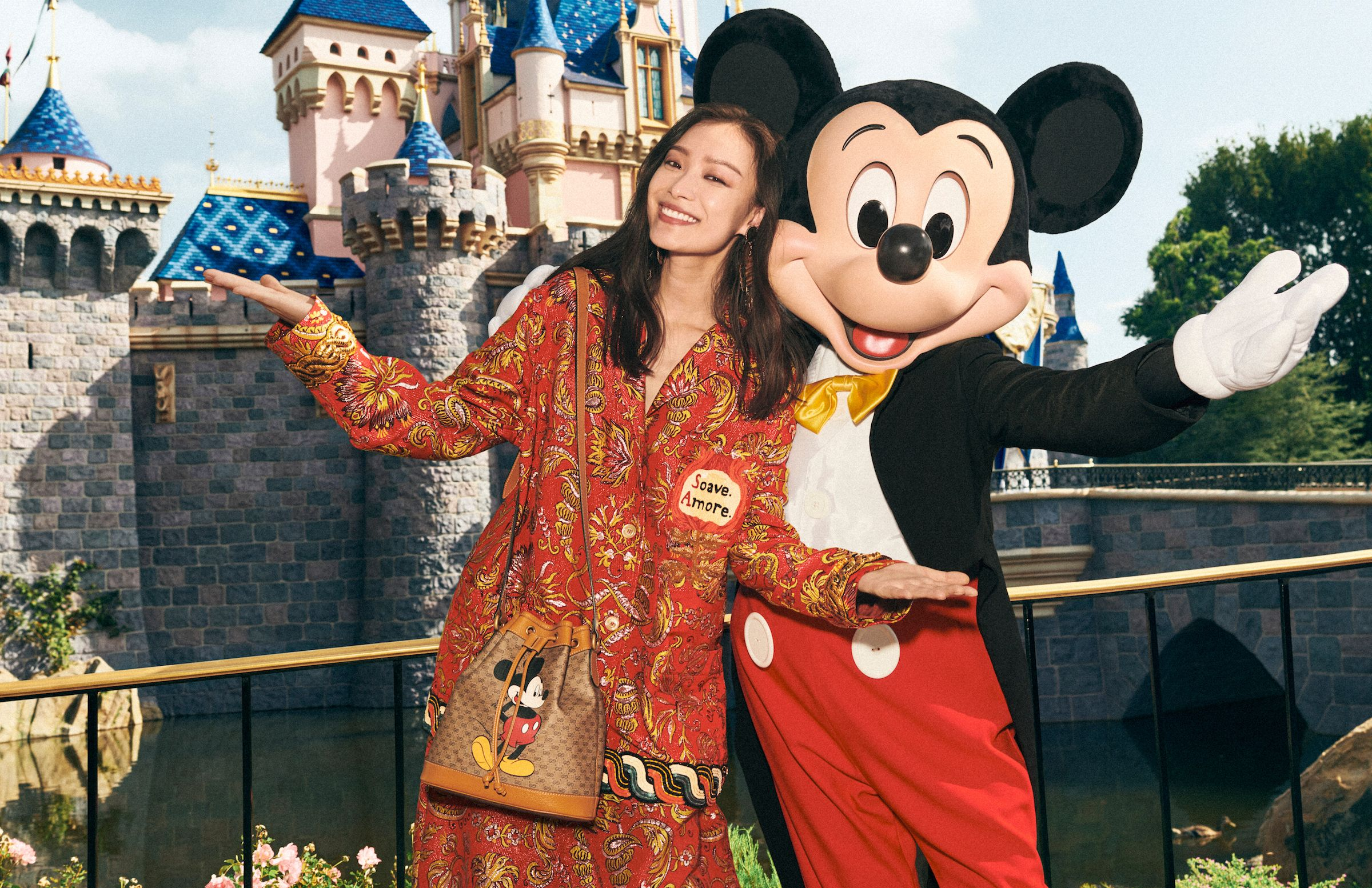 Gucci Celebrated Chinese New Year 2020 With a Disney Collaboration