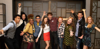 Kate Reinders unveils Secret Behind Her'High School Musical' Show