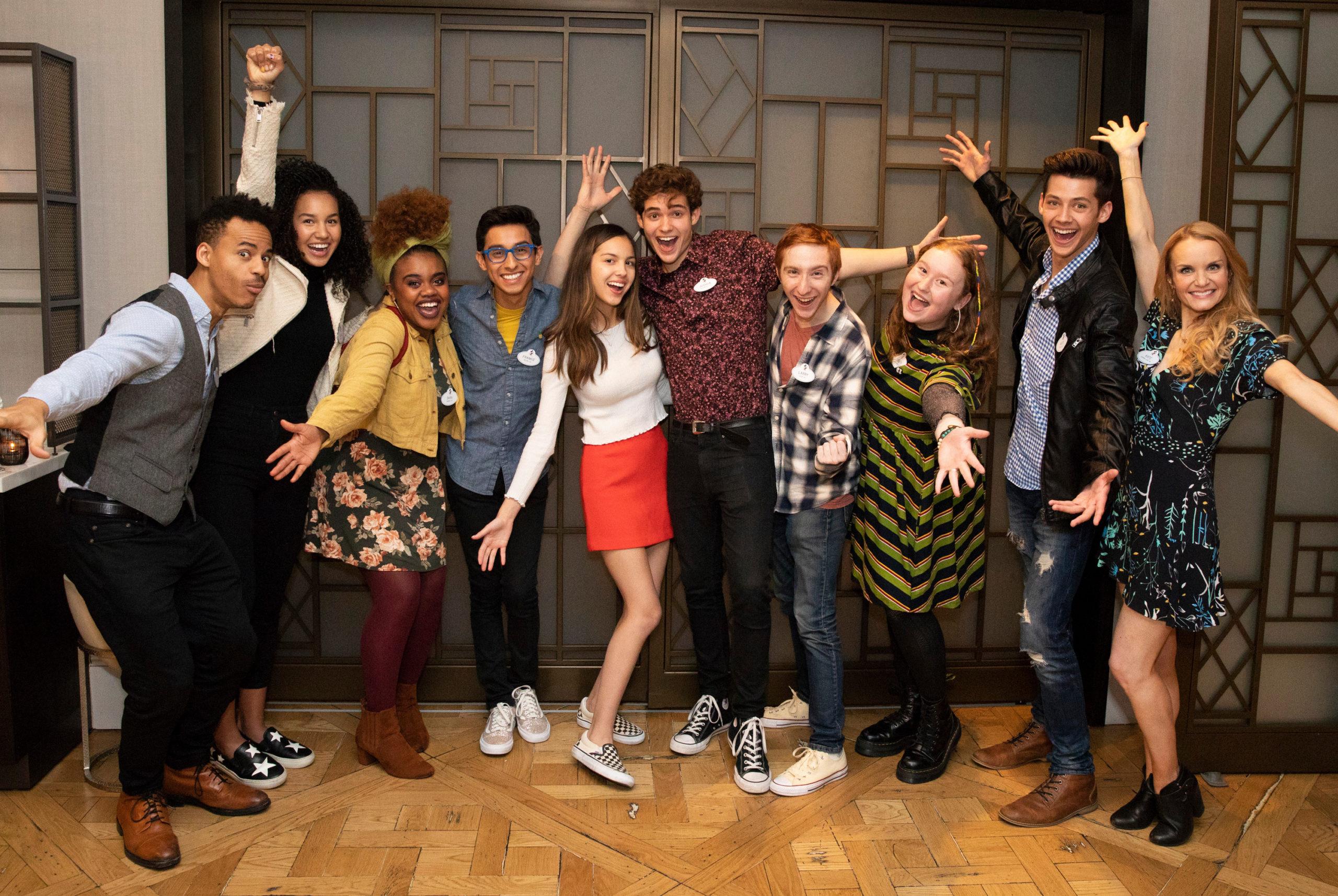 Kate Reinders unveils Secret Behind Her'High School Musical' Show