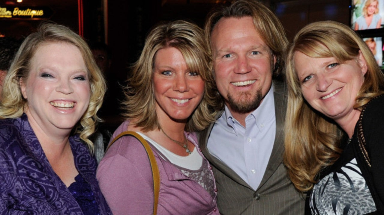 Sister Wives' Star Meri Brown Hints at 'Mending' and 'Change' in 2020