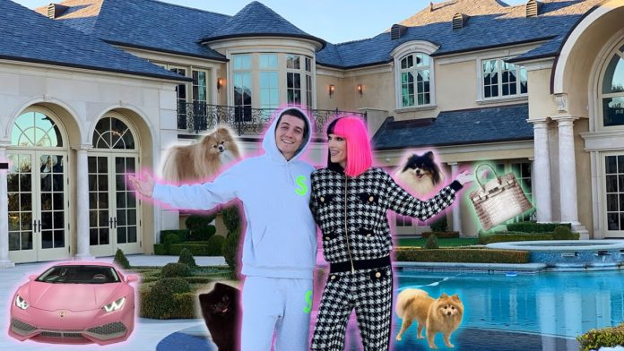Jeffree Starr formally reveals his $14.6 million