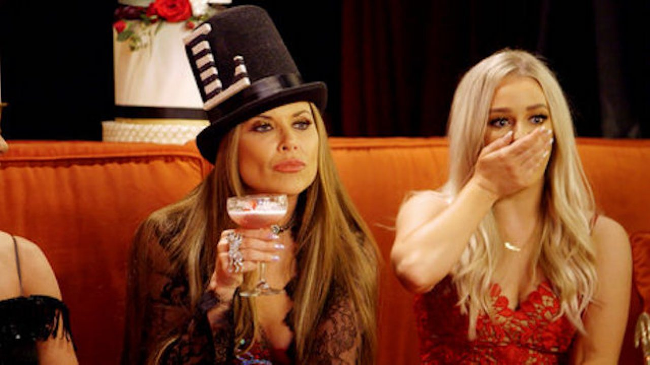 Real Housewives Of Dallas Reunion Part 1 Recap: 4 Funerals and A Wedding ceremony!