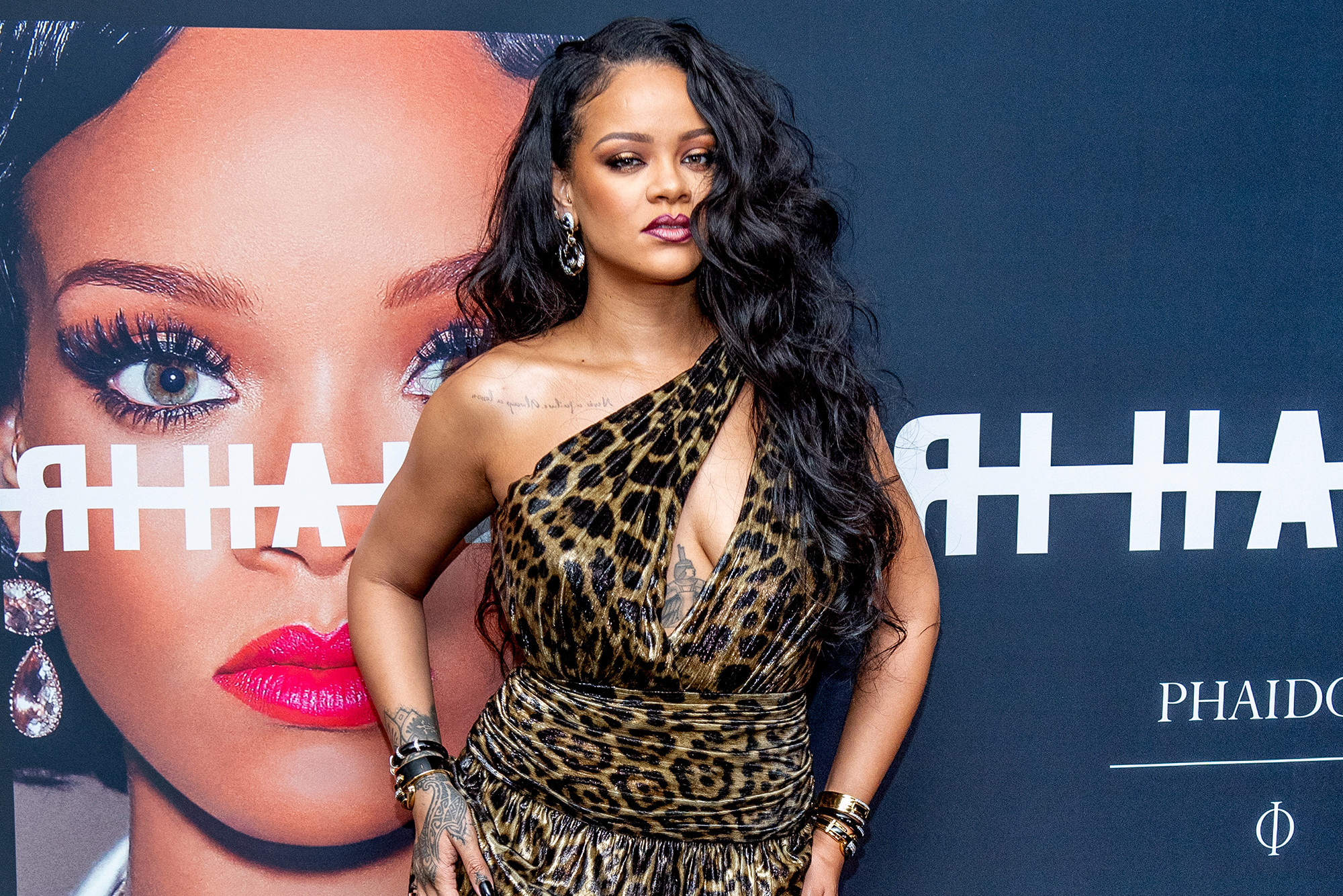 Rihanna Is Entering 2020 With A Massive Announcement And Music