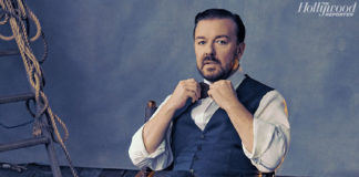 Brilliant Globes' host Ricky Gervais attempts to clarify dubious jokes, looks forward to appear
