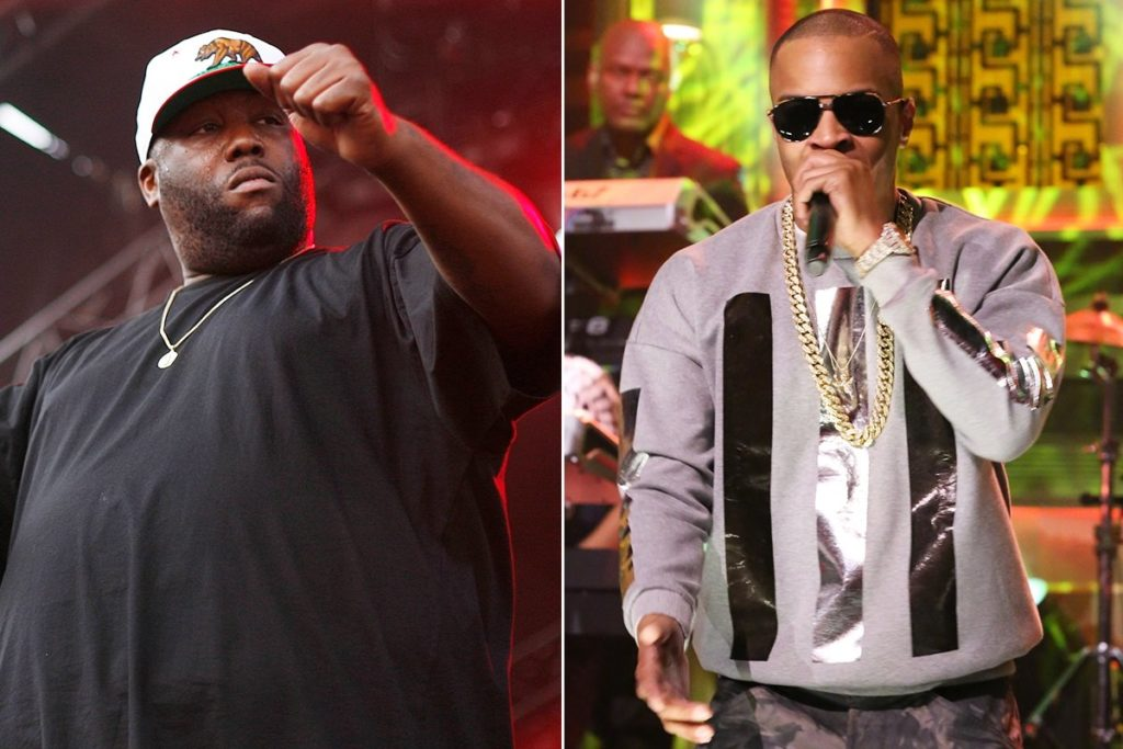 Killer Mike is planning to collaborate with rapper T.I to reopen Bankhead seafood
