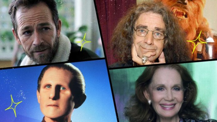 Here's a list of all Legendary actors and figures we lost in 2019