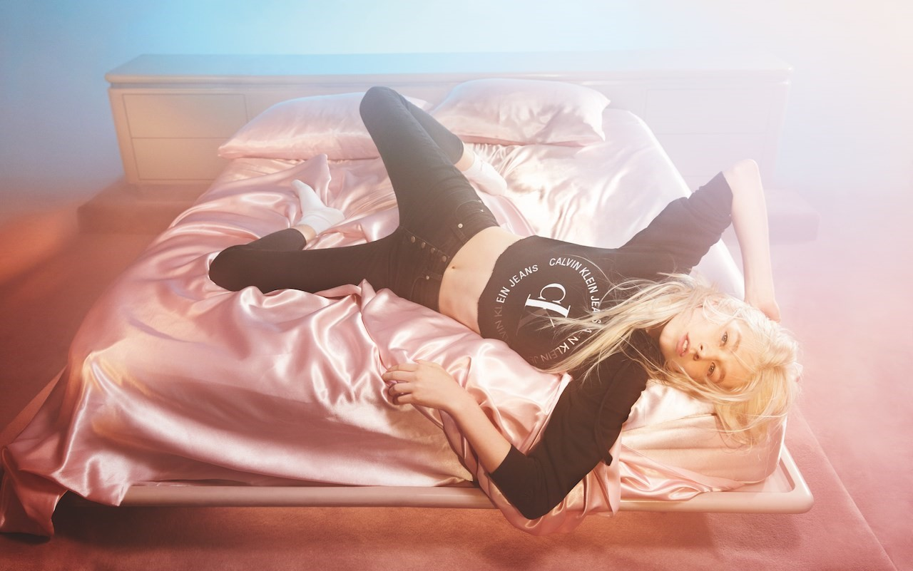 After Euphoria, Hunter Schafer Is Image Of Calvin Klein