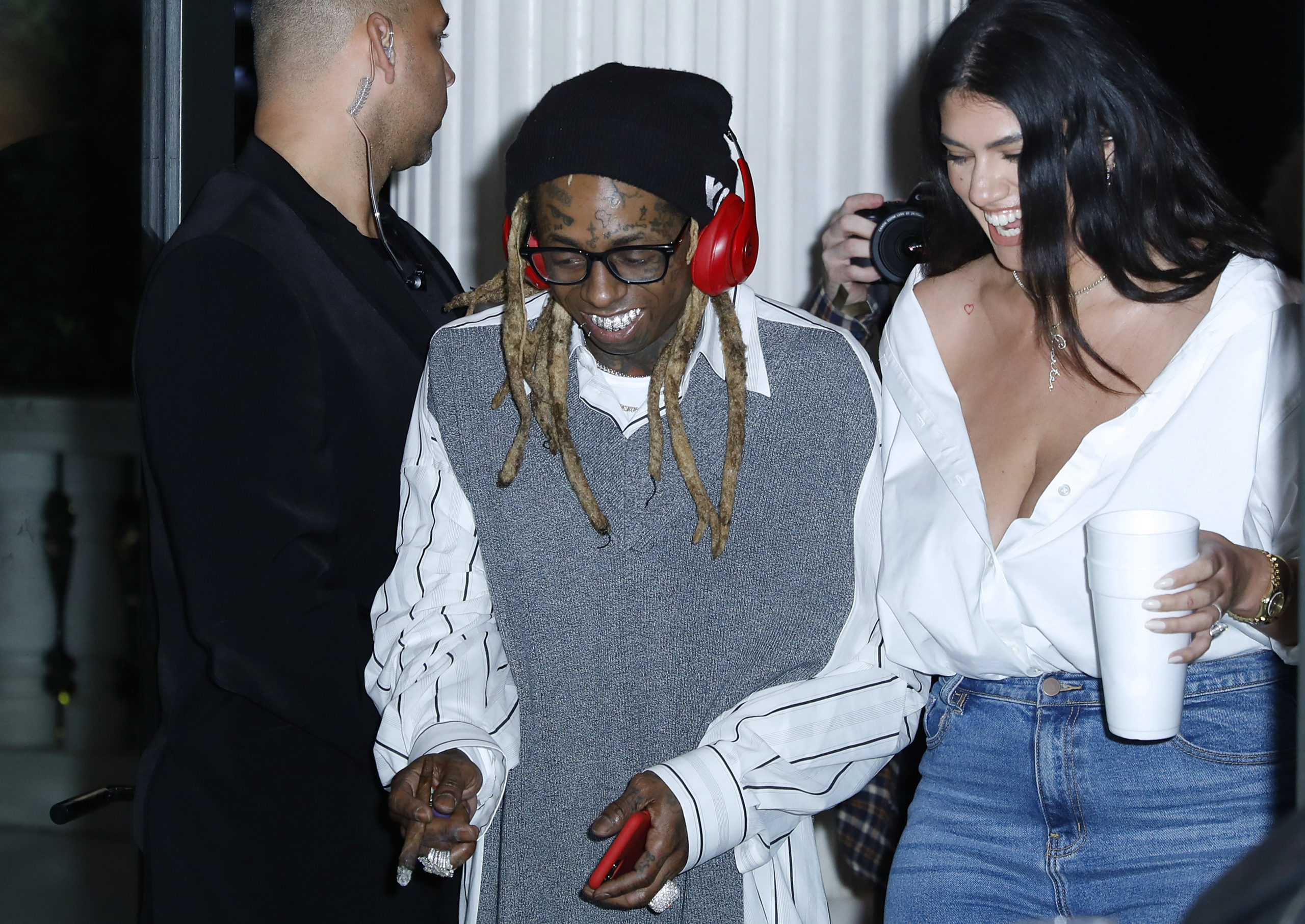 Lil Wayne & His Fiancée La'tecia Thomas Are Finally Instagram Official