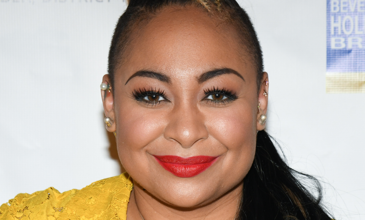 Raven-Symone Responds to Rumors That She Is transitioning Into A Male