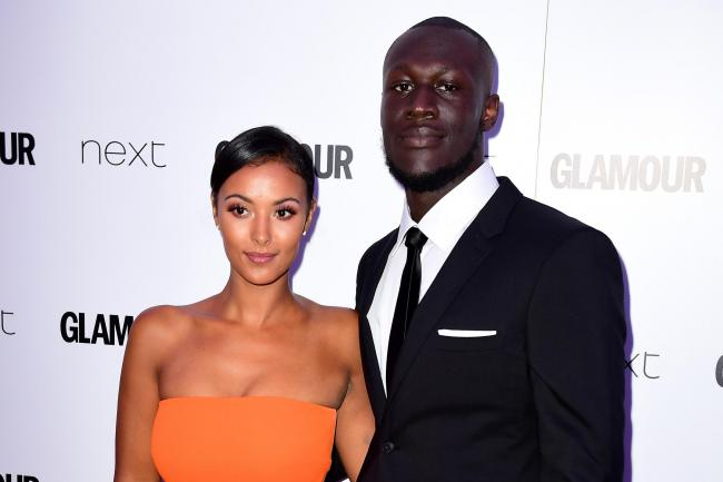 Maya-Jama-Left-The-BRITs-Awards-'Before-Ex-Stormzy's-Show-Stopping-Performance