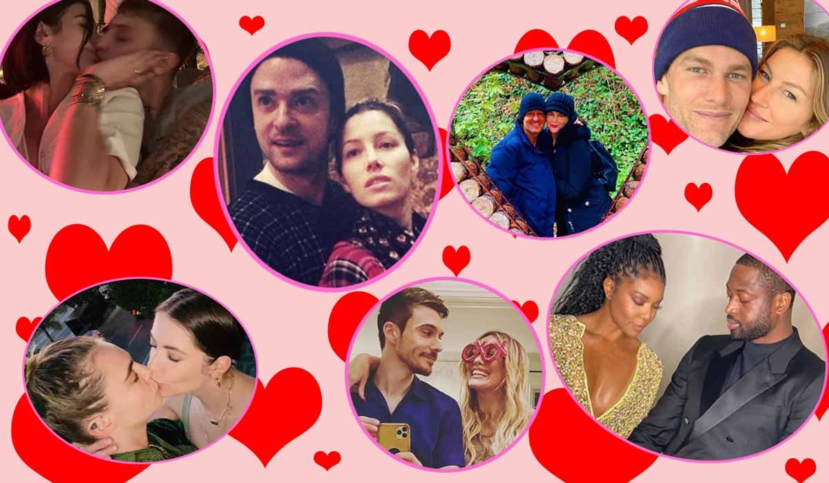 These celebrity couples will help you feel the love this valentine's day