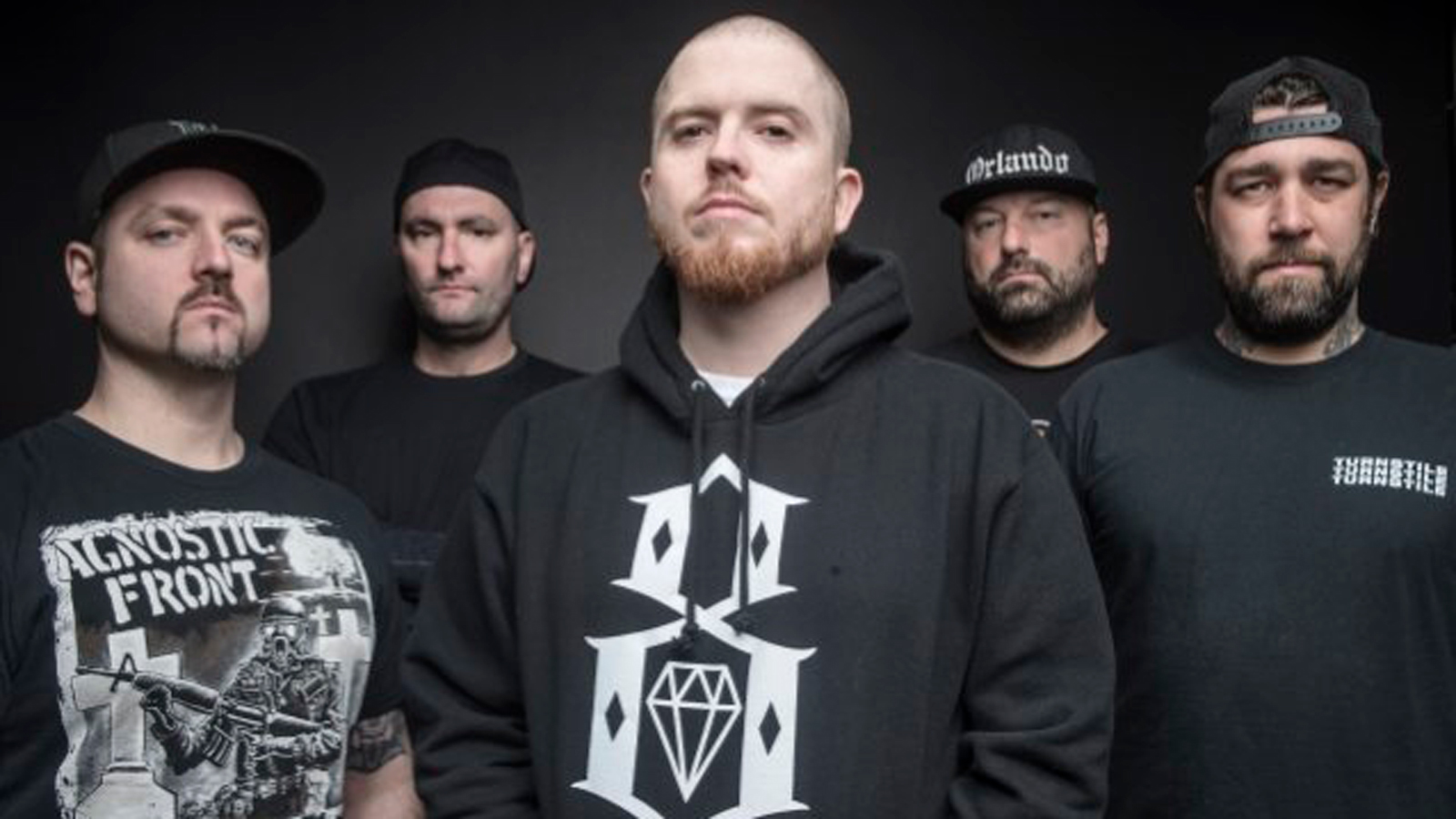 "Hatebreed"" Returns With Their New Song In Four Yrs Titled ""When The Blade Drops."""