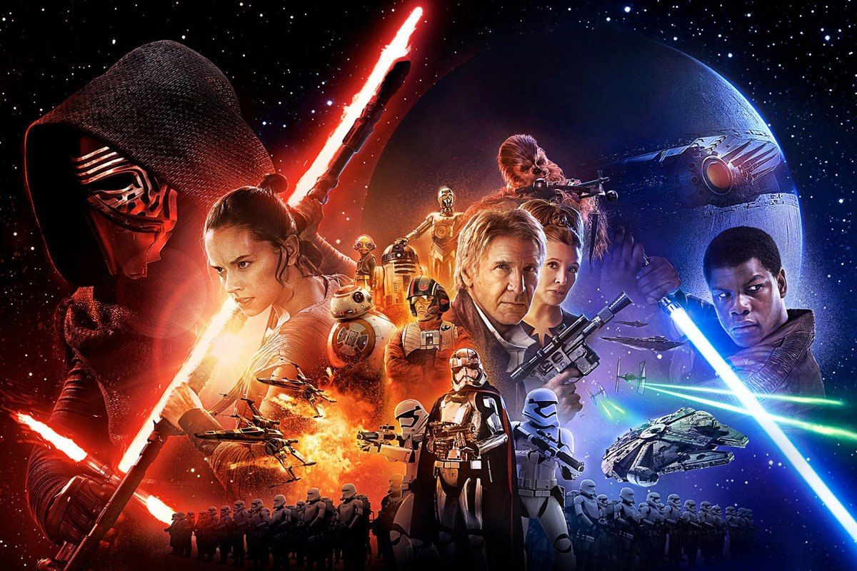 Most awaited nine-episodes 'star wars' series completes