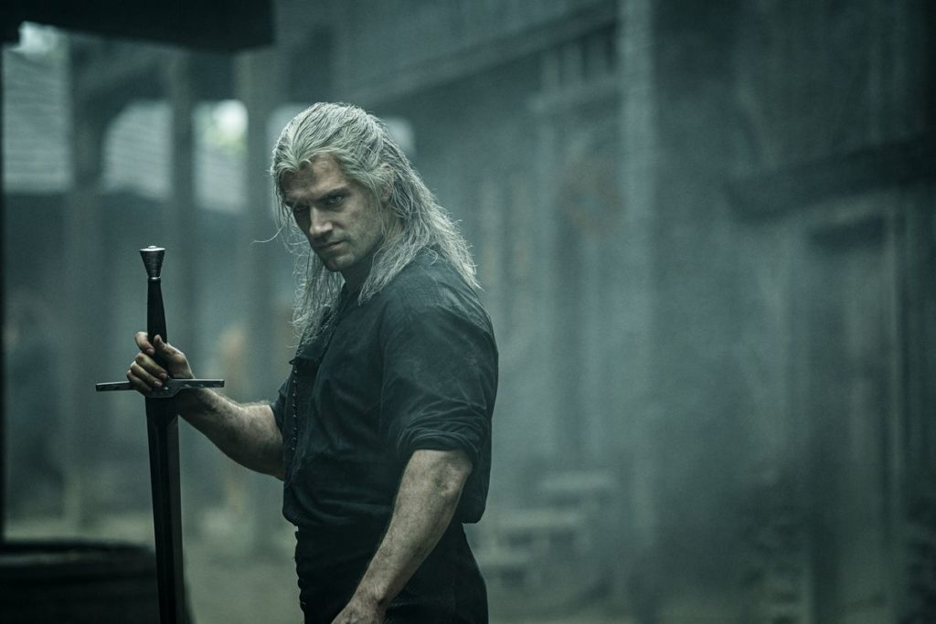 Henry Cavill's Costume Problem In 'The Witcher' For His Muscles