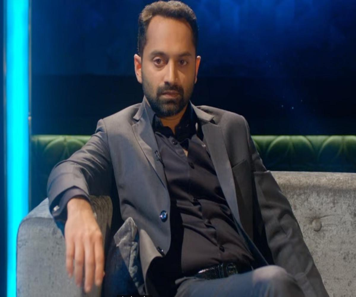 'Trance' starring: The Fahadh Faasil is going to be a blockbuster claim twitter reviews.