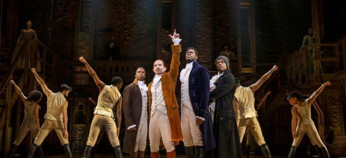 The hugely popular musical 'Hamilton' Will Return to Seattle's Paramount Theatre in 2021