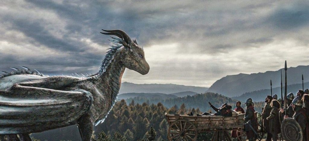 Netflix: Dragon heart Vengeance is Set for Release in February 2020