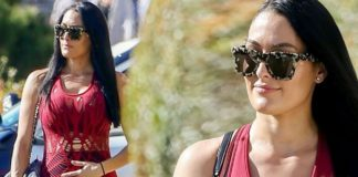 Pregnant Nikki Bella Expecting Her First Child Shared Her Growing Baby Bump on Instagram
