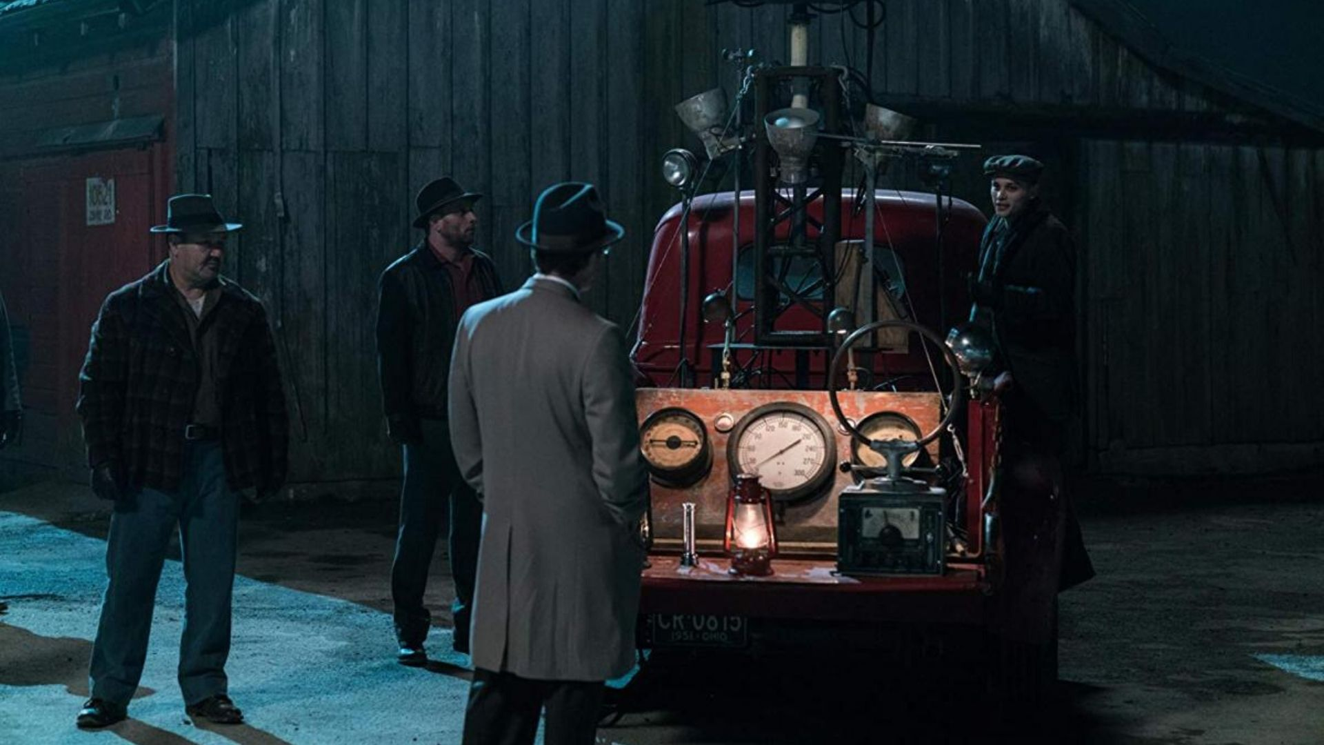The Men In Black Season 2 Episode 5 Project Blue Book: Review