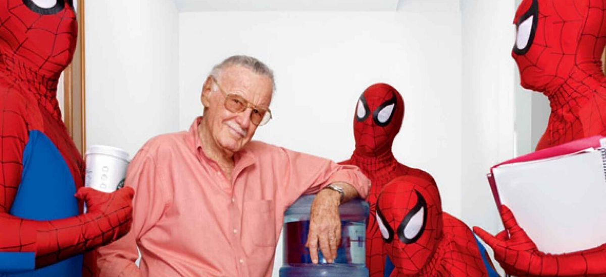 Captain America Stan Lee as co-creator and ignores Joe Simon