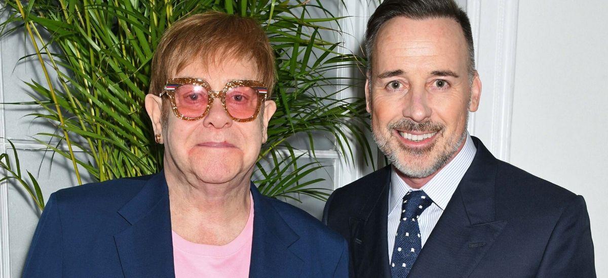 Elton john's husband David Furnish's untold truth