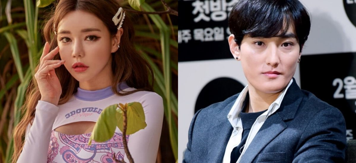 Rumors- Are- Confirmed-, H.O.T's- Kangta- And- Actress- Jung- Yu- Mi- Are- Happily- In- A- Relationship