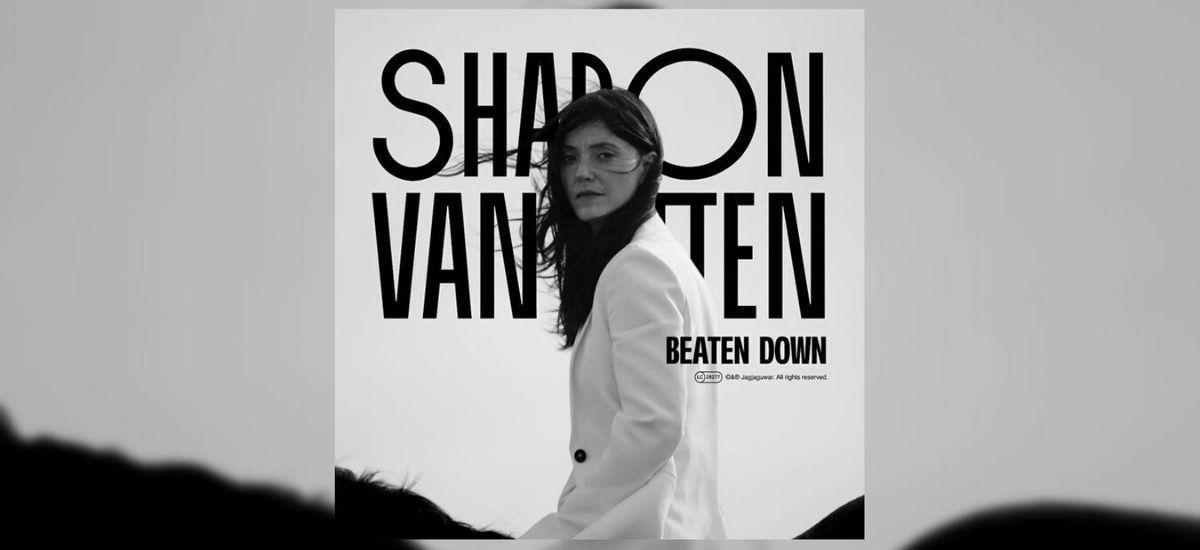 "Sharon Van Etten Is Back With A New Single ""Beaten Down"""