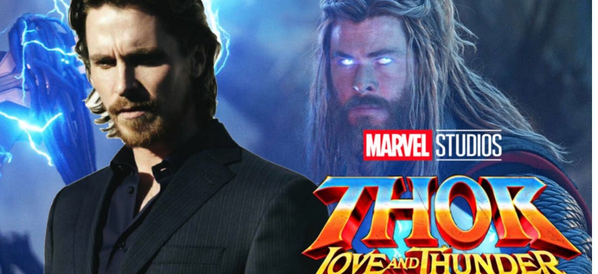 "Thor: ""Love And Thunder"", Christian Bale Reportedly Set To Play An Intergalactic Villain"