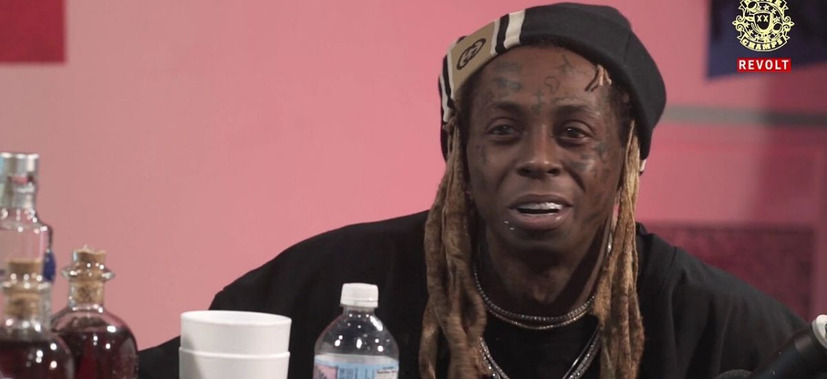 Lil Wayne recalling the time when he thoughts 21 savage was a group