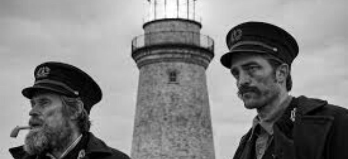 The Lighthouse Starring Willem Dafoe And Robert Pattinson : Take A Look On Review
