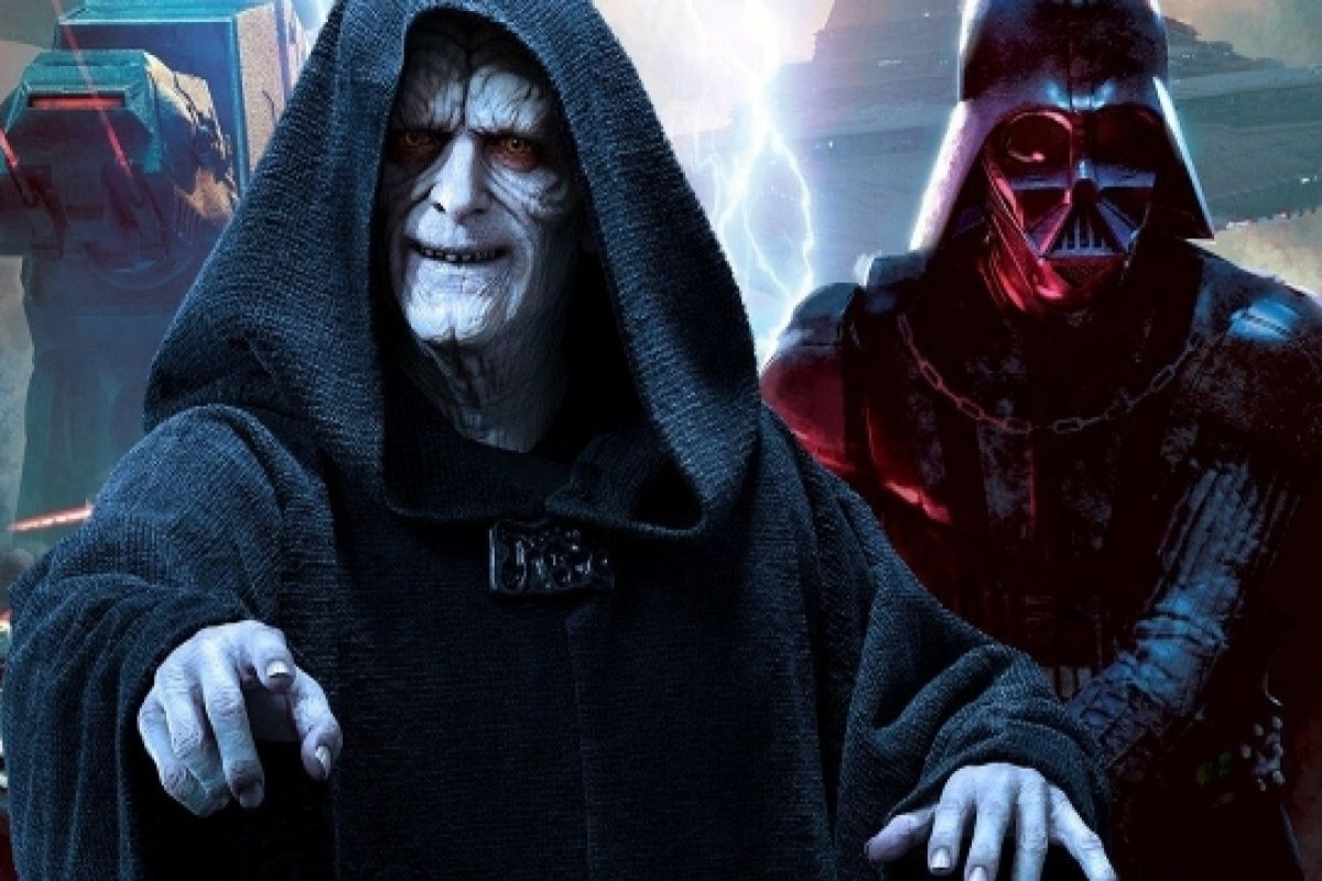 Old Star Wars Book Could Explain The Goals Of Palpatine In The Rise Of Skywalker