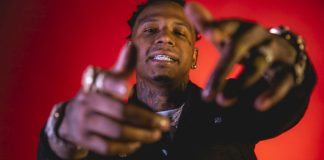 The Memphis Rapper Moneybagg Yo Shows Off A Brand New Set Of Teeth, Check Full Details Here