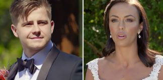 "Married at First Sight Shock: ""Natasha Spencer Will Eat Mikey Alive!"""