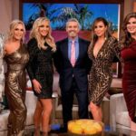 """Real Housewives Of Orange County"" Star Braunwyn Windham-Burke Defends Her Husband Wearing Heels!"