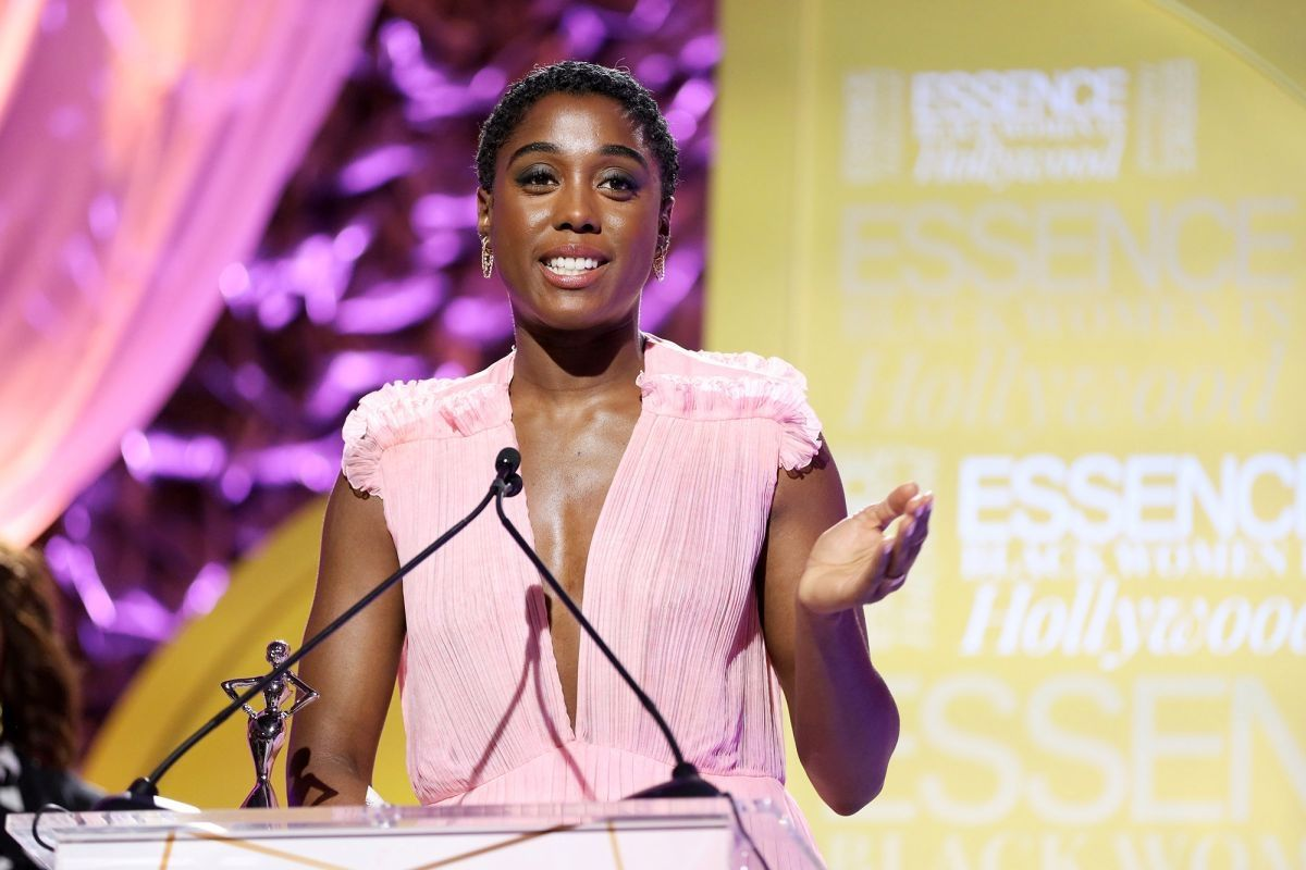 Lashana Lynch, The First Ever Black Female James Bond Proud to Represent Jamaica in Franchise's Latest Film