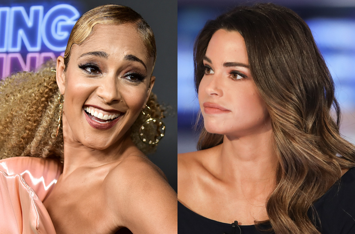 The Real Co-Host Amanda Seales & Extra Co-Host Jennifer Lahmers Have An Awkward Exchange, Check Report