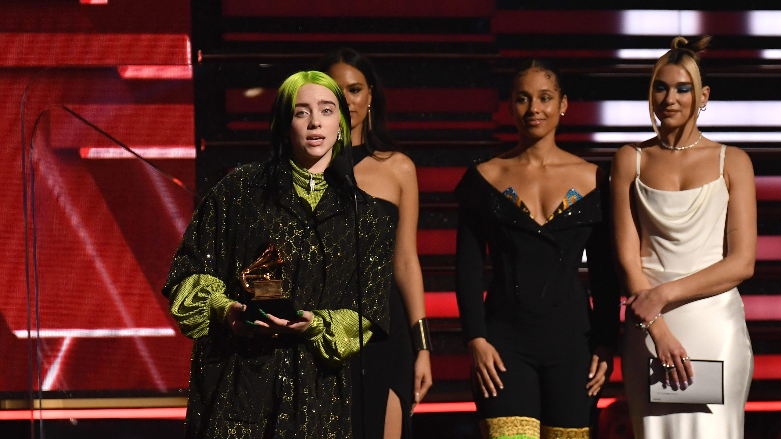 Billie Eilish And Lana Del Rey Awarded In 2020 NME Awards
