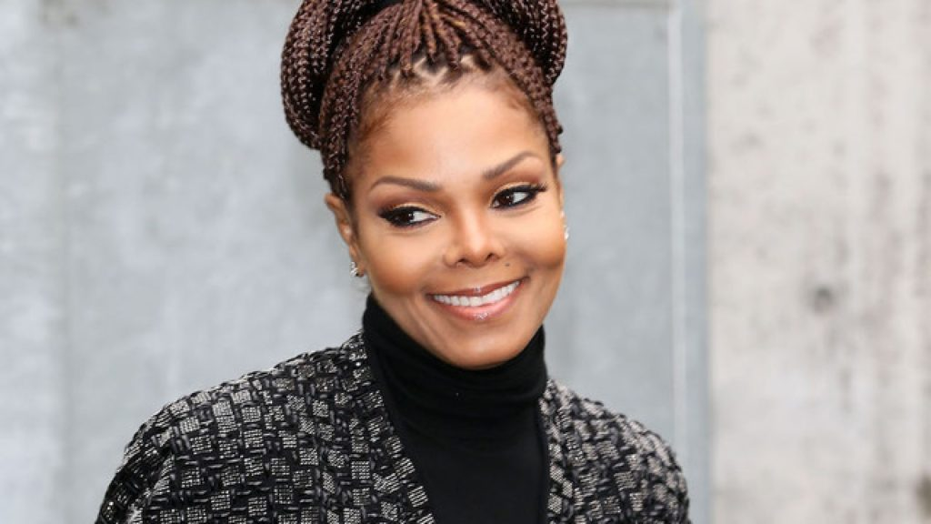 """Janet Jackson Appears For Interview On Jimmy Fallon Starring """"The Tonight Show On Monday"""