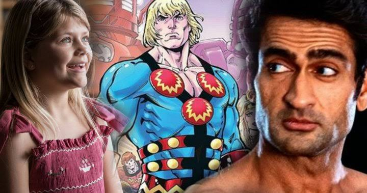Marvel- Rushes -Eternals- Comic- Back- to- print- before- releasing -movie!